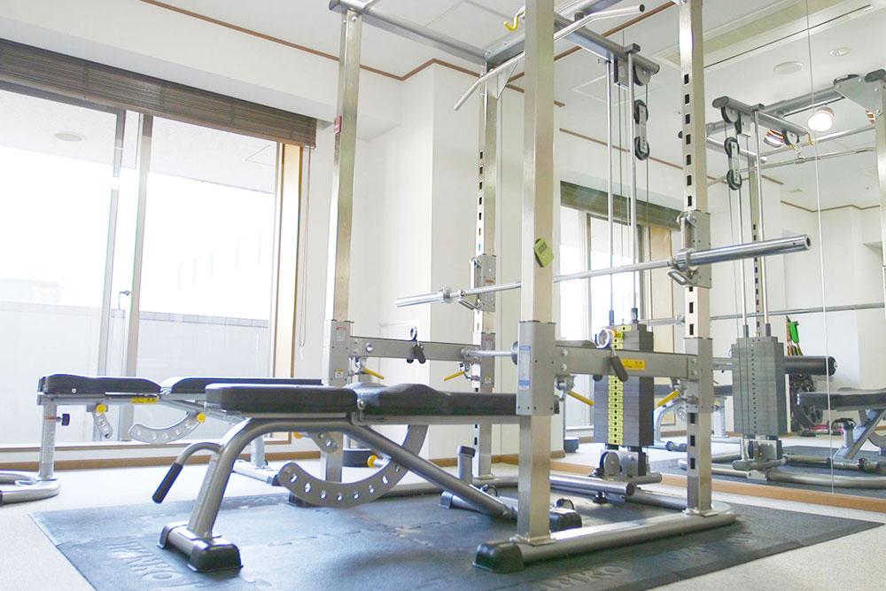 恵比寿_トレーニングルーム02