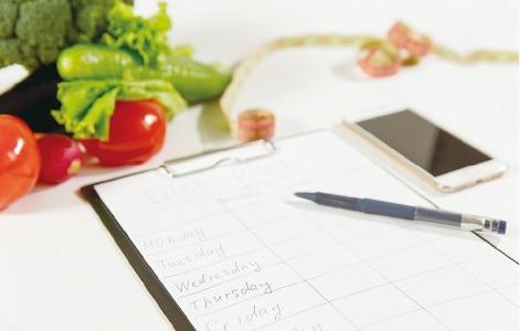 基礎を覚えて一生太らない体を、一生使えるお食事マニュアル
