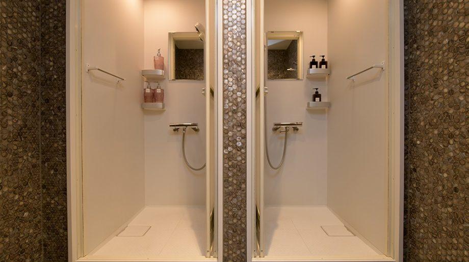 銀座店シャワールーム