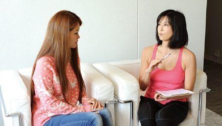 豊島香奈子があなた専用トレーニングプログラムの作成